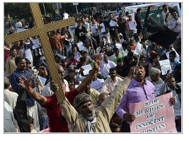 Blasphemy Law in Pakistan Claims another Victim — and His Accusers