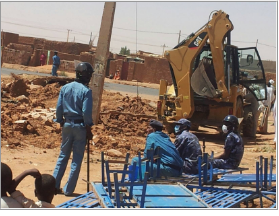 Church Buildings in Khartoum, Sudan at Risk of Demolition