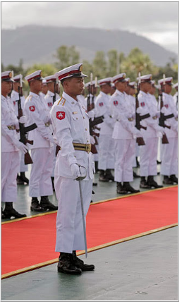 Burma Army Admits Detaining Two Catholic Church Leaders