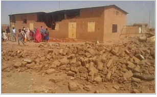Church Building Demolished, Two Christians Arrested in Sudan