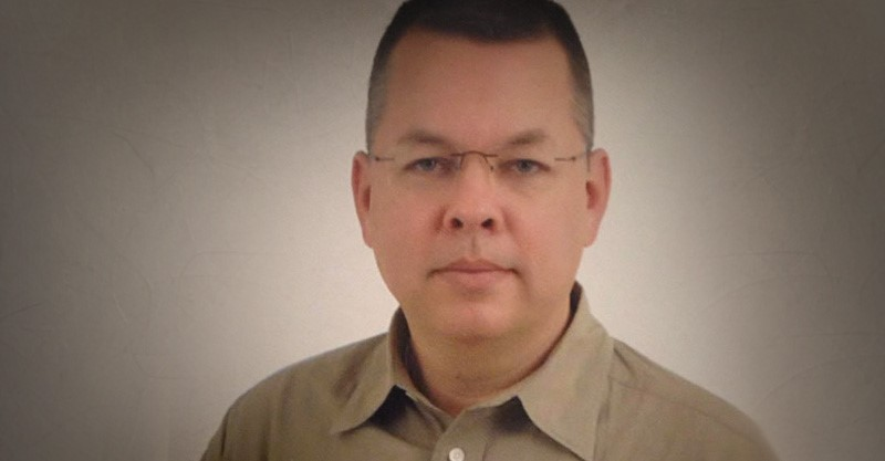 Turkey: Andrew Brunson appears in court