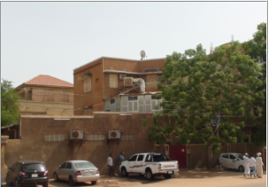 Sudan Returns Church Building Closed Four Years Ago