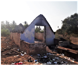 Arson Attacks Hit Churches in Tamil Nadu, India