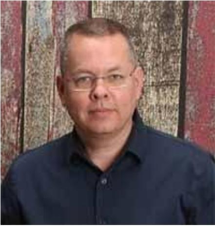 Turkey: House arrest for Andrew Brunson