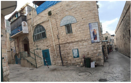 Palestine: Upcoming court hearings for St Mary's Coptic Church